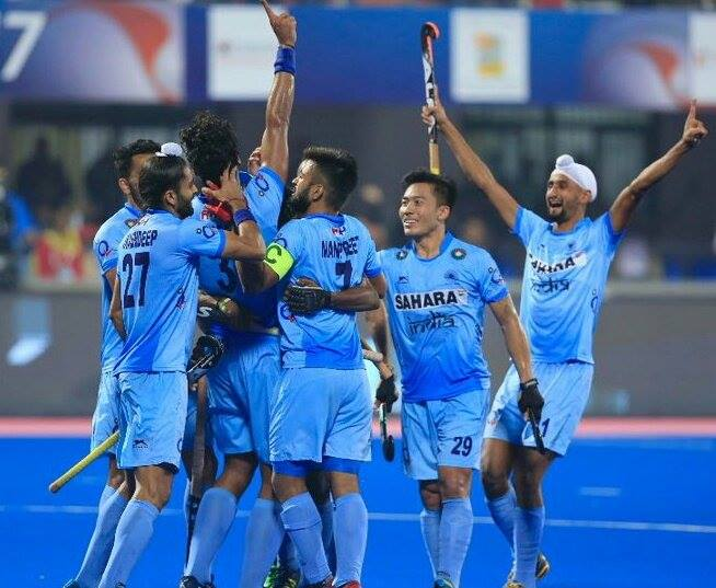 FB 1827 -CONGRATULATIONS INDIA ..! beat Germany in World League Hockey to win Bronze medal .. !! What an amazing progress made by Indian Hockey ..  NEXT world league .. INDIA , Champions win GOLD !!  Come on India .. !!🇮🇳️🇮🇳️🇮🇳️🇮🇳️🇮🇳️🇮🇳️🇮🇳️🇮🇳️🇮🇳️🇮🇳️  INDIA बधाई बधाई बधाई ! मारा Germany को HOCKEY में ।। गर्व है भारत पर ।।