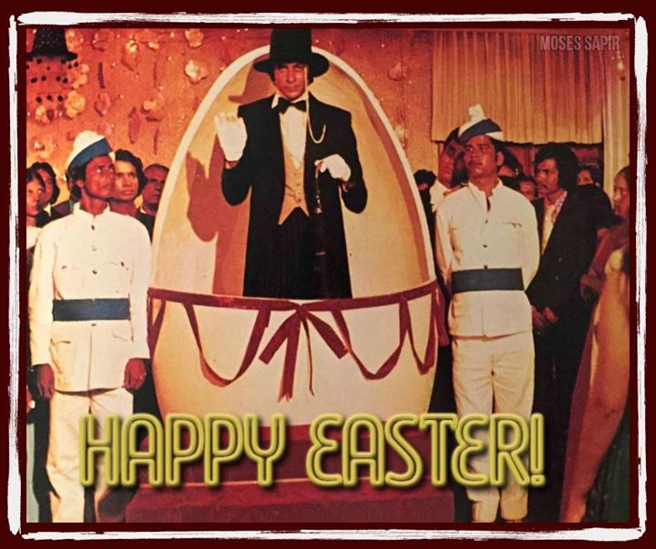 FB 1959 - Happy Easter .. Happy Passover .. greetings for love and peace ..