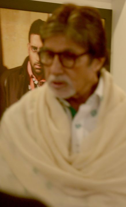 FB 1984 - Did an interview for my film on release '102 Not Out' .. with renowned journalist Subhash K Jha :  Amitji, you've been off interview  for  quite some  time now. What prompted  you to  stay away from  interviews? I for one  missed interviewing  you?  ANS// Interviews mean being questioned by one, and the need for an answer by the other ! I have had nothing to say, so what is the need for an interview. Now, there is a film on release and protocol and obligations towards media and interviews are the need of the hour for promoting what we have created, for the audience. And so here I am .. selfishly, presenting myself for questioning !!  How has life been  treating you during the past months? There were sporadic reports  of  ill health and injury .Has the body repaired and are you, as usual, infused with inspirational energy?  ANS// I have had some injuries during my work recently, which persist. These are related to some old action injuries of the past, catching up as the body ages. Treatments are on and to expect the body at this age to repair completely is wishful thinking .. so one stumbles along ..   102 Not out is your new release. So tell us, what was it like like playing a 100-plus man?  ANS// The script and character analysis that was narrated to me by the Director Umesh Shukla and the Writer Saumya Doshi, was to play a youthful 102 .. an attempt has been made !  I feel  Your  beard and  white hair  makes you look  uncannily  like  painter  M  F Hussain. Do  you agree, Sirjee?  ANS// Never thought about that .. but since you say so I shall go with it .. अब मीडिया से कौन बहस करे !!  The film reunites  you with Rishi Kapoor after decades. What was  like shooting with him after all these years?  ANS// It was as glorious , as it was all those past years and the historic films we did together ! Its not like we were separated at birth and were meeting after 27 years !!  102 Not Out  addresses itself to the question  of  mortality and  longevity.Did you  hav