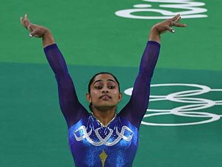 FB 2061 - - CONGRATULATIONS to @DipaKarmakar .. she has won Gold in the World Championships for gymnastics on the Vault  .. you proved to the World that what was wrongly denied to you in the Olympics, you won it here .. !! Proud of you .. we are proud Indians because of you ! 🇮🇳