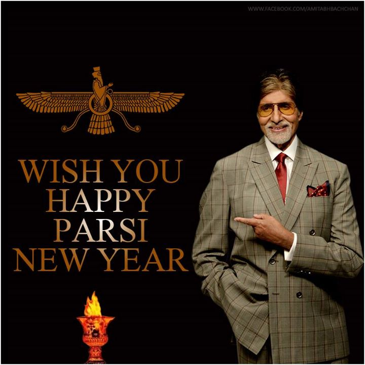 FB 2902 - Parsi New Year  ... greetings for happiness and love and prosperity ever ..🙏🙏🙏🌹🌹