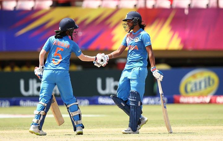 FB 2190   - Congratulations India Women Cricket T20 team .. victory over NZ and Century by Harmanpreet Kaur, first Women to score 100 runs in T20