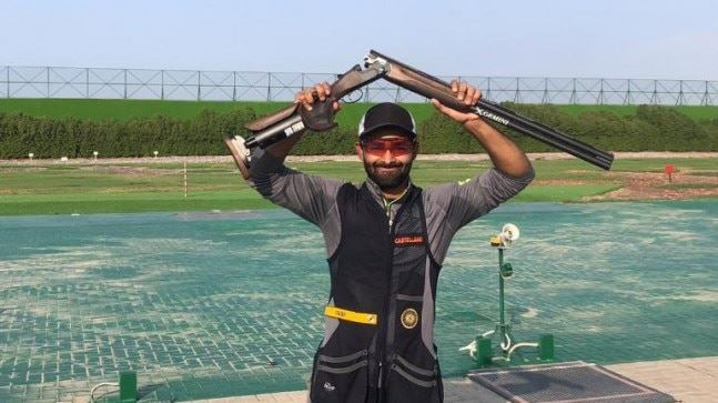 FB 2192   https://www.indiatoday.in/sports/other-sports/story/angad-vir-singh-bajwa-first-gold-medal-world-record-asian-shotgun-championship-1383896-2018-11-07  - World record in Asian Championship 60/60 points ! Angad Vir Singh Bajwa , grandson of SS Bajwa, my class mate in Sherwood .. what a proud moment for you Baj, as grandfather, and for India .. well done Angad ! you make us all proud ..🇮🇳🇮🇳🇮🇳👏🙏🙏