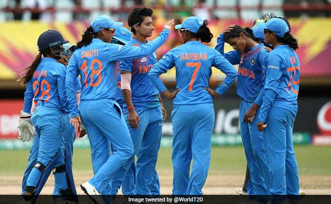 FB 2198 -  CONGRATULATIONS ... Indian Women's Cricket team on their victory .. beat Australia , convincingly .. !! Proud to be Indian .. !🇮🇳🇮🇳 Can the Men please make us equally proud when they play 'down under' !!