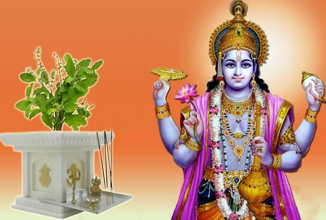 FB 2201 - Today Is Also A Auspicious Occasion Of #PrabodhiniEkadashi &  #DevUthaniEkadashi .... Today Is Day When Lord Sri Hari Vishnu Ji Woke Up & Arise After Four Month Of Long Sleep