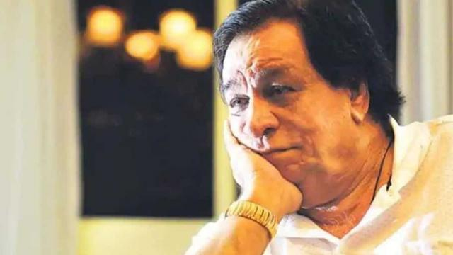 FB 2245 -  Kadar Khan passes away .. sad depressing news .. my prayers and condolences .. a brilliant stage artist a most compassionate and accomplished talent on film .. a writer of eminence ; in most of my very successful films .. a delightful company .. and a mathematician !!