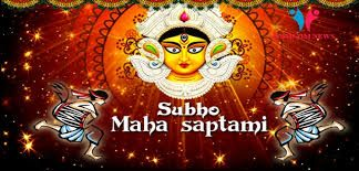 FB 2508 -- Shubho Maha saptami .. greetings and happiness ever .. victory over evil .. and the blessings of Durga upon us ..