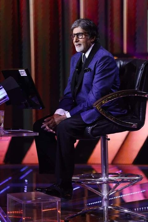 Amitabh Bachchan,  JUST