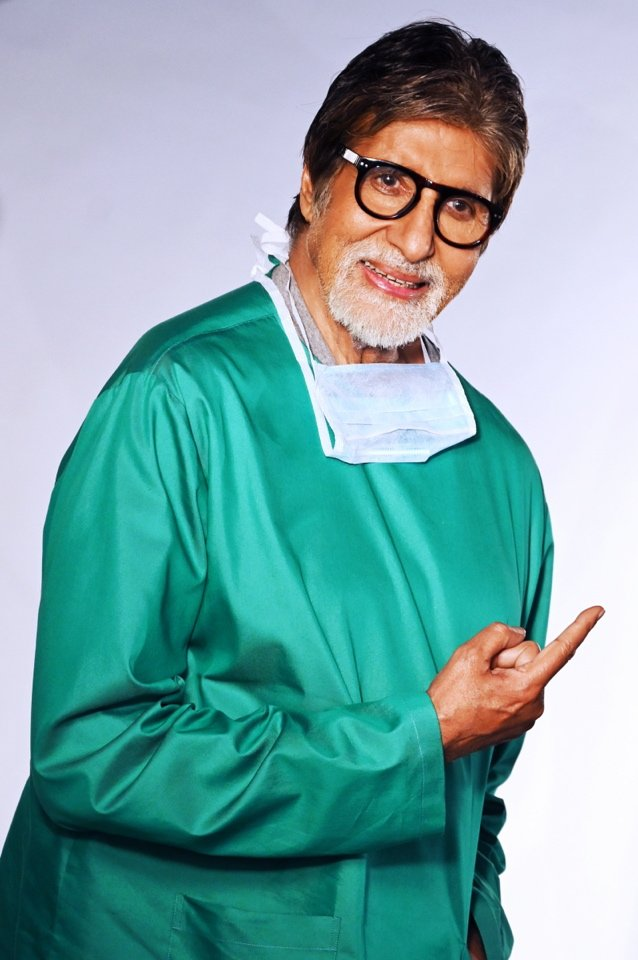 T 3294 - 2 professions I knew I could never make .. the Doc and the Astronaut  .. but cinema gives me the provision .. 🤪 https://t.co/ouWOaH0dpA